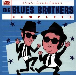 CD BLUES BROTHERS - COMPLETE BLUES BROTHERS,THE