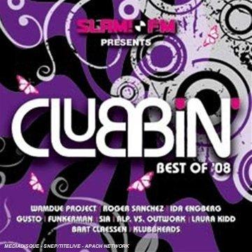 CD V/A - CLUBBIN' BEST OF 2008