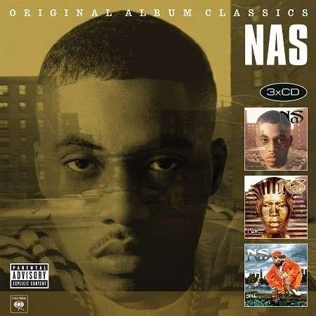 Nas - CD Original Album Classics