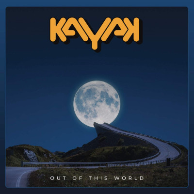 CD KAYAK - Out Of This World