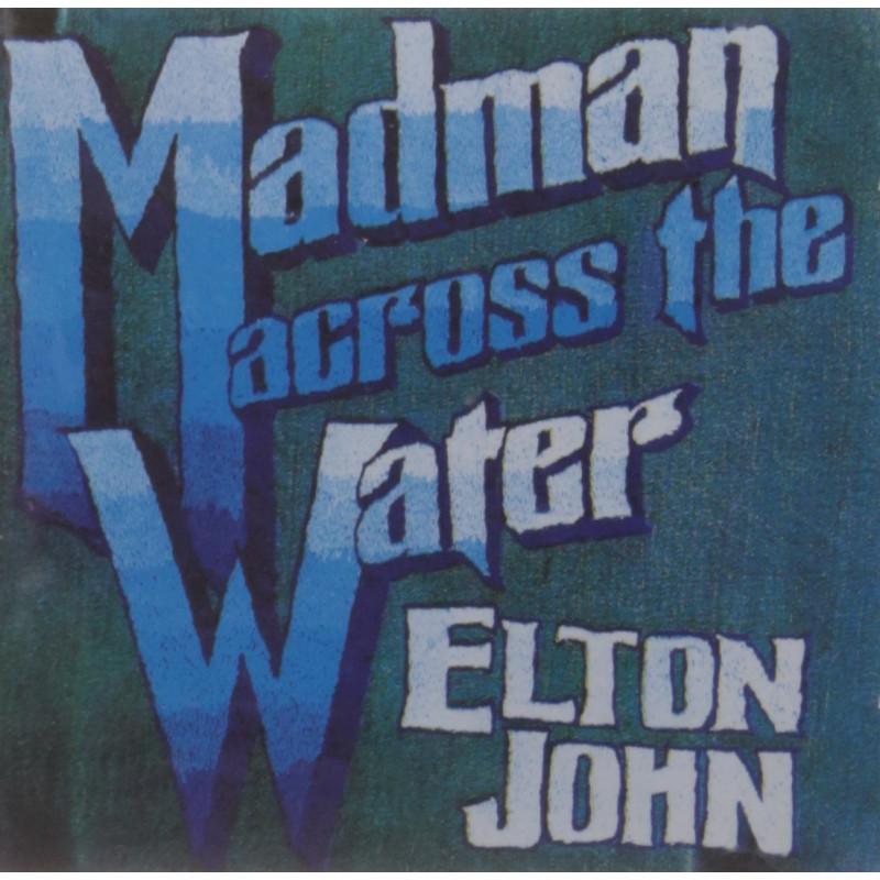 Elton John - Vinyl MADMAN ACROSS THE WATER
