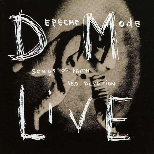 Depeche Mode - CD Songs of Faith and Devotion