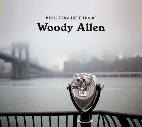 CD V/A - MUSIC FROM THE FILMS OF WOODY ALLEN
