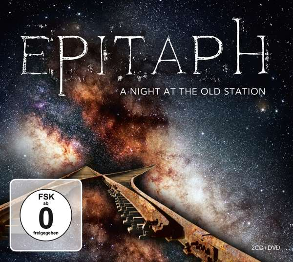CD EPITAPH - A NIGHT AT THE OLD STATION