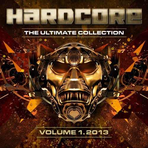CD V/A - HARDCORE THE ULTIMATE COLLECTION VOLUME 1 2013