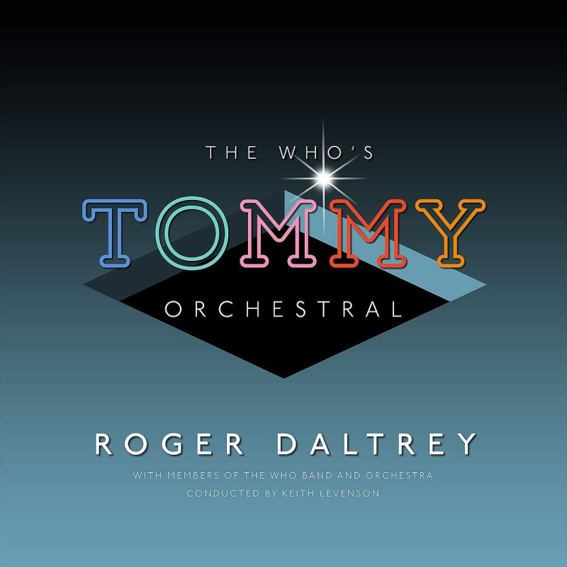 "CD DALTREY ROGER - THE WHO'S ""TOMMY"" ORCHESTRAL"
