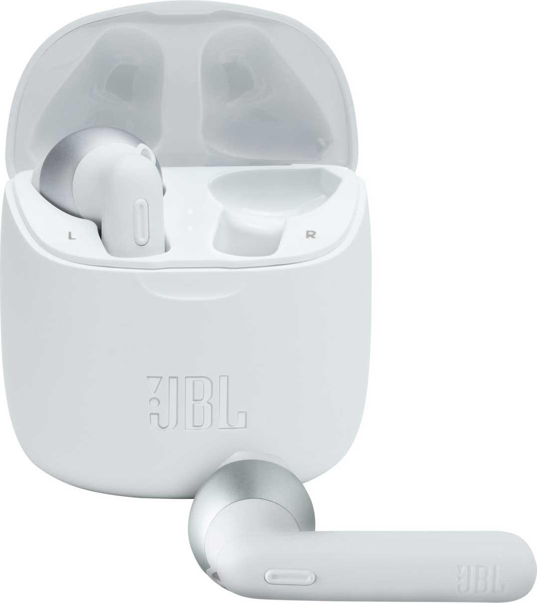 Slúchadlá JBL Tune 225TWS White