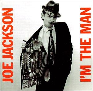 CD JACKSON JOE - I'M THE MAN