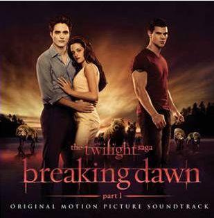 CD OST / VARIOUS - BREAKING DAWN-PART1-TWILIGHT S
