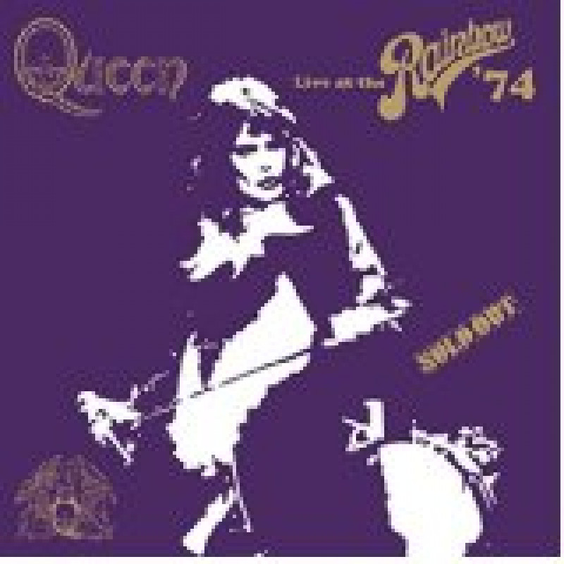 Queen - CD LIVE AT THE RAINBOW/DELUXE