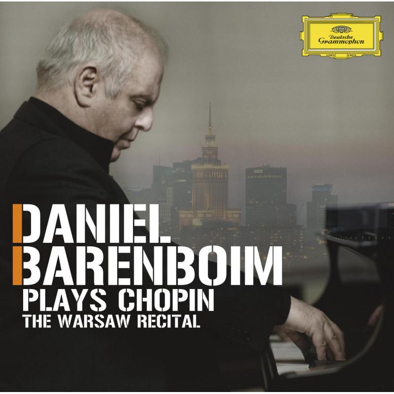 CD BARENBOIM DANIEL - WARSAW RECITAL