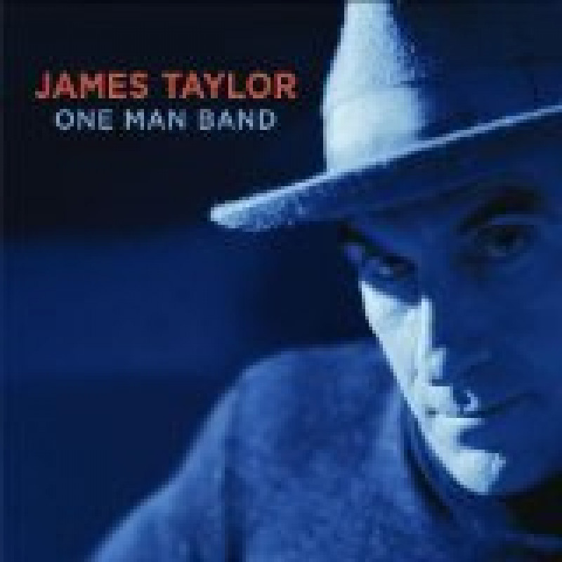 CD TAYLOR JAMES - ONE MAN BAND