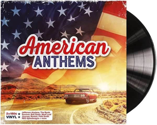 Vinyl V/A - American Anthems