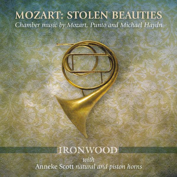CD MOZART, W.A. - STOLEN BEAUTIES