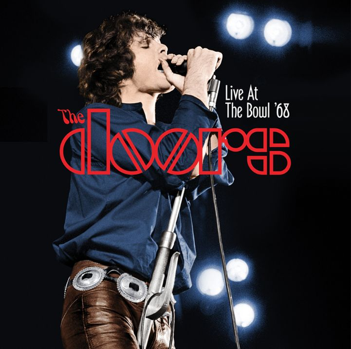 CD DOORS, THE - LIVE AT THE BOWL'68