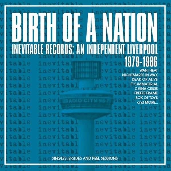 CD V/A - BIRTH OF A NATION