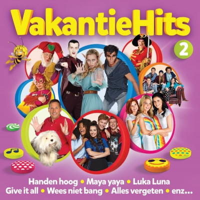 CD V/A - VAKANTIE HITS 2