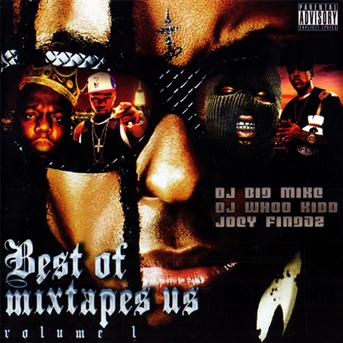 CD V/A - Best of Mixtape Us 1