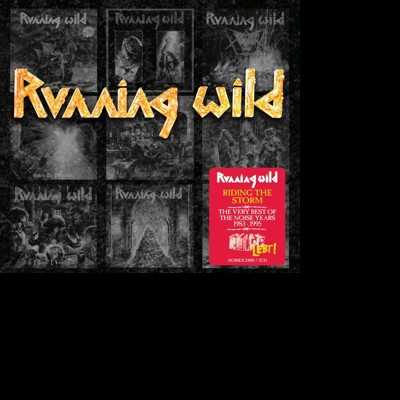 CD RUNNING WILD - RIDING THE STORM: THE VERY BEST OF THE NOISE YEARS 1983-1995