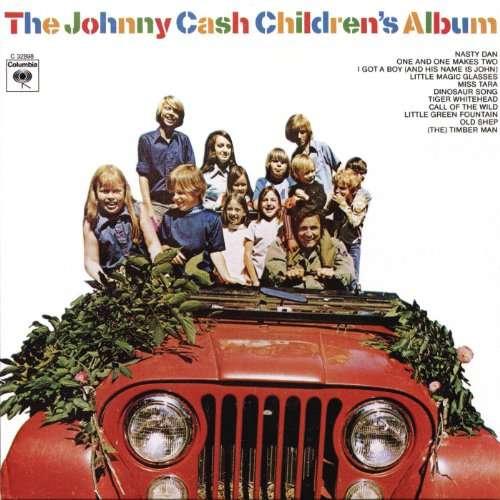 Vinyl CASH, JOHNNY - The Johnny Cash Children's Alb