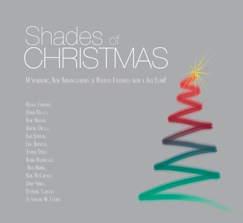 CD V/A - SHADES OF CHRISTMAS