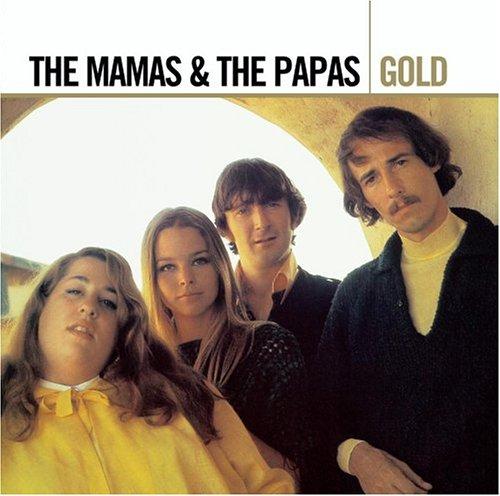CD MAMAS & PAPAS - GOLD