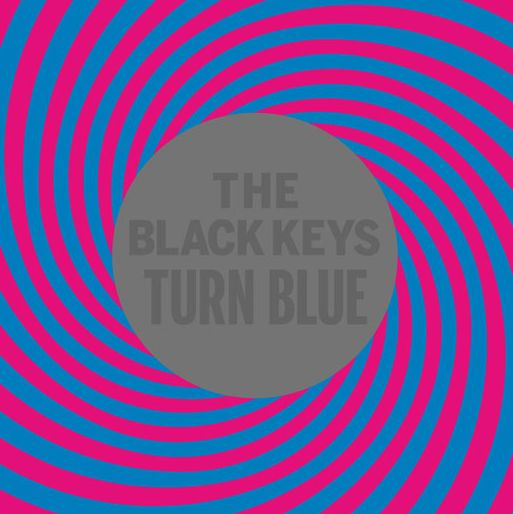 The Black Keys - CD TURN BLUE