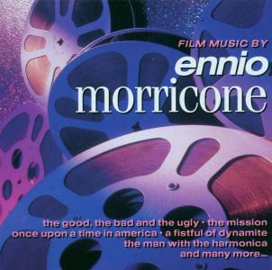 CD MORRICONE ENNIO - FILM MUSIC BY ENNIO MO