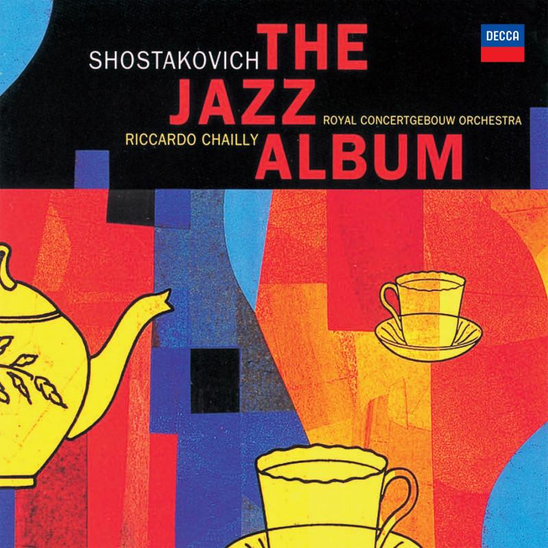 Vinyl CHAILLY RICCARDO - THE JAZZ ALBUM