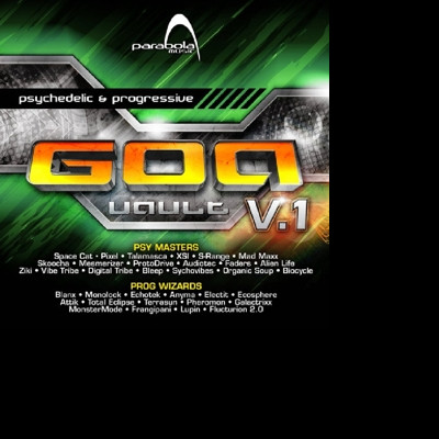 CD V/A - GOA VAULT 1