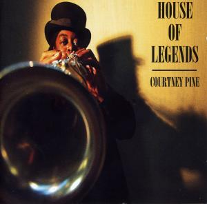 CD PINE, COURTNEY - HOUSE OF LEGENDS