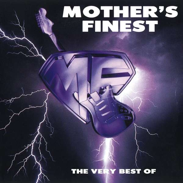 CD MOTHER'S FINEST - VERY BEST OF...