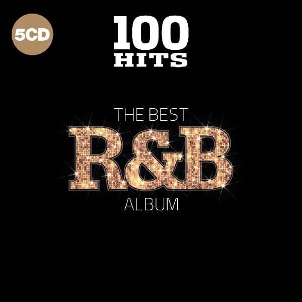 CD V/A - 100 Hits - Best R&B Album