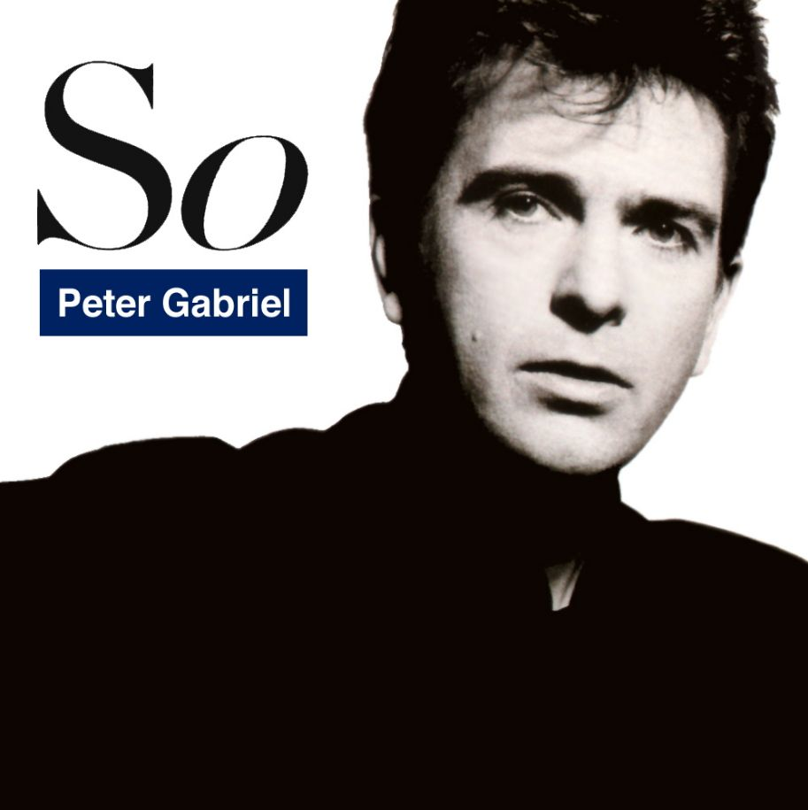 CD GABRIEL PETER - SO