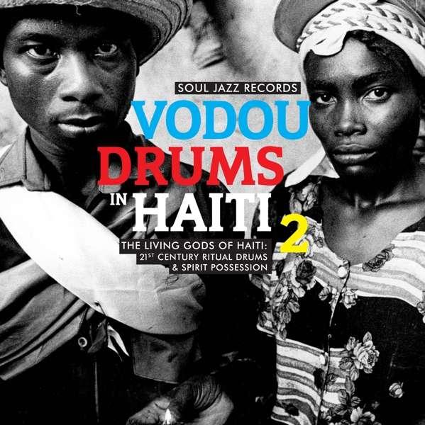 CD V/A - VODOU DRUMS IN HAITI VOL.2