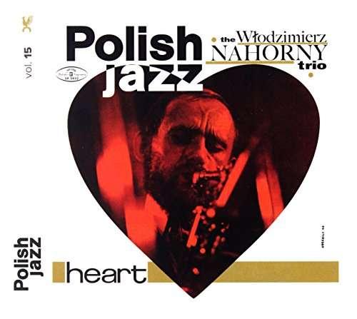 Vinyl NAHORNY, WLODZIMIERZ TRIO - HEART (POLISH JAZZ)