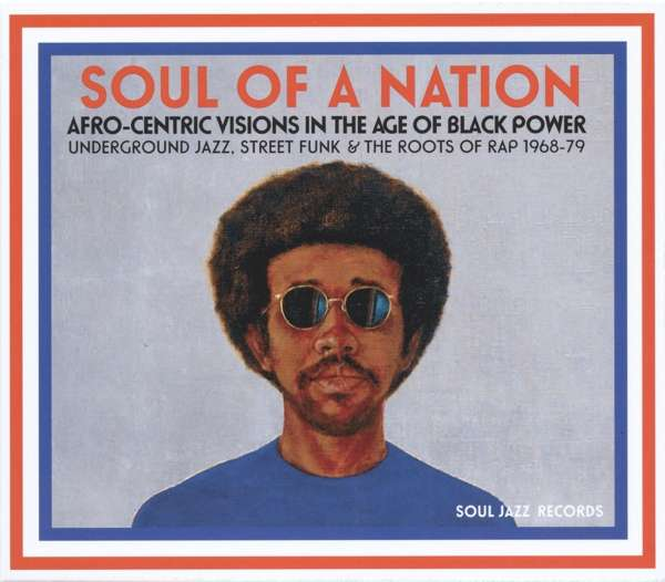 Vinyl V/A - SOUL OF A NATION