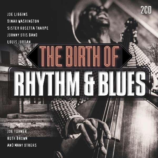 CD V/A - BIRTH OF RHYTHM & BLUES