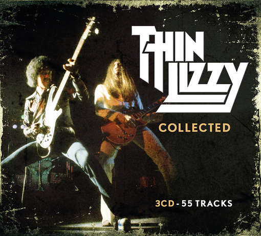THIN LIZZY - CD COLLECTED
