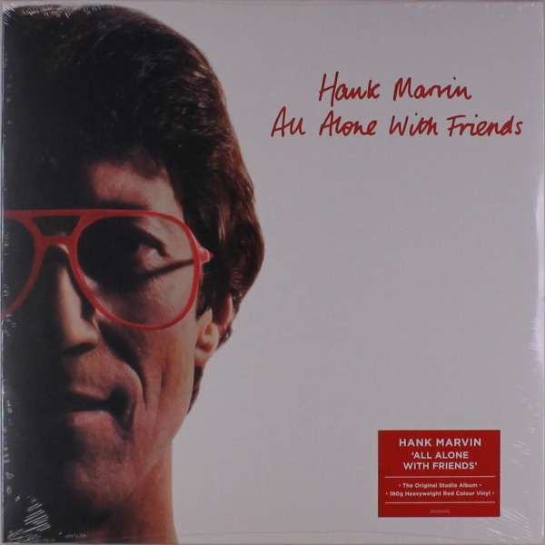 Vinyl MARVIN, HANK - ALL ALONE WITH FRIENDS