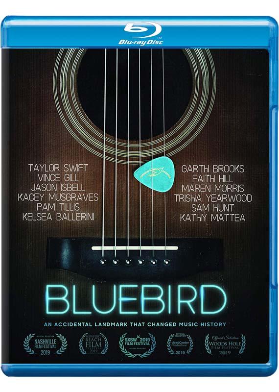 Blu-ray DOCUMENTARY - BLUEBIRD