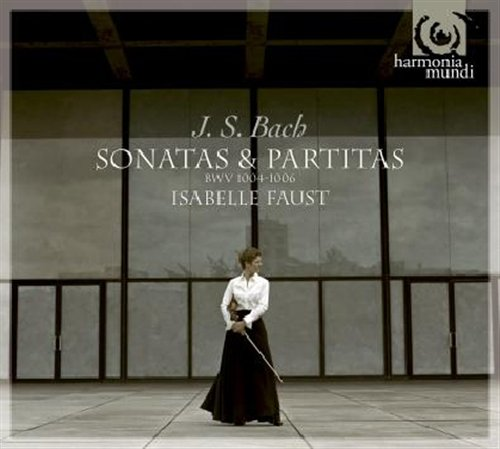 CD BACH, J.S. - SONATAS & PARTITAS VOL.1