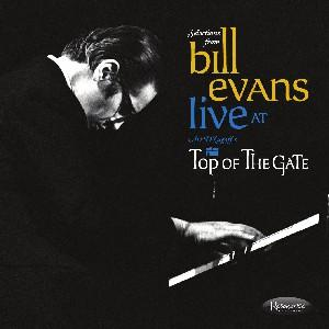 CD EVANS, BILL - LIVE AT ART D'LUGOFF'S TOP OF THE GATE