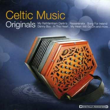 CD V/A - ORIGINALS - CELTIC MUSIC