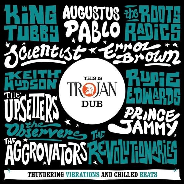 CD VARIOUS ARTISTS - THIS IS TROJAN DUB