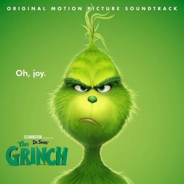 CD V/A - Dr. Seuss' The Grinch (Origina