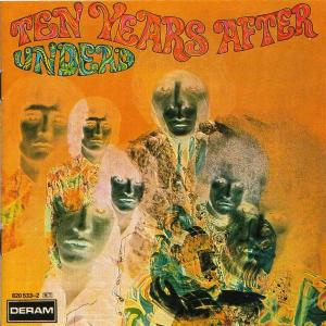 CD TEN YEARS AFTER - UNDEAD =REMASTERED=