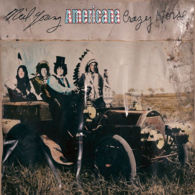CD YOUNG, NEIL & CRAZY HORSE - AMERICANA