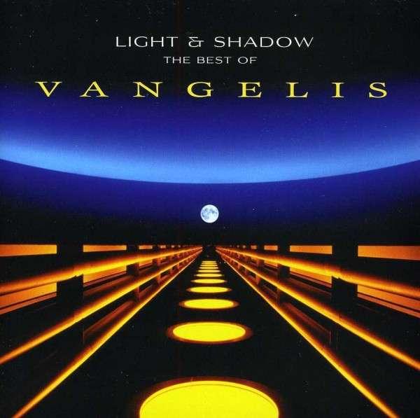 CD VANGELIS - LIGHT AND SHADOW: THE BEST OF