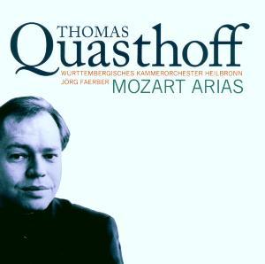 CD MOZART, W.A. - Mozart Arias